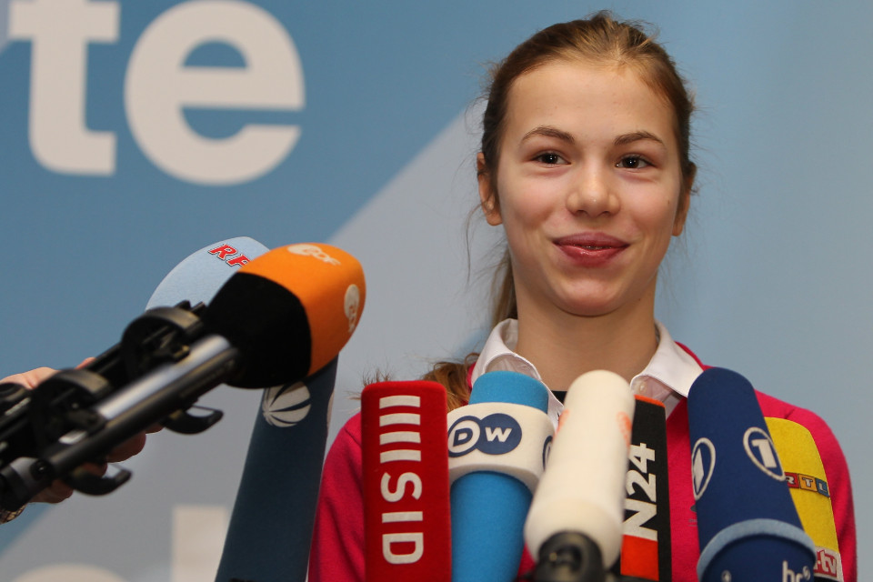 Anna Seidel - Shorttrack