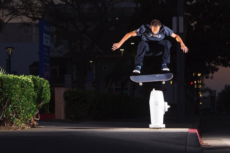 Alex Mizurov Skateboard
