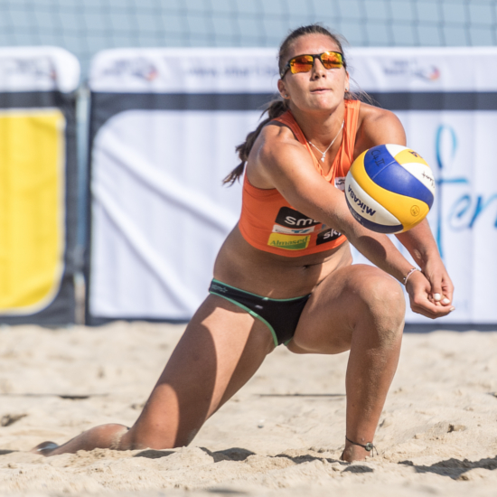 Projektspende Beachvolleyball
